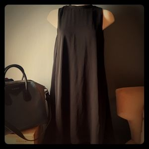 Rachel Roy Black Sleeveless Dress